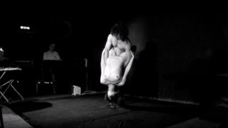 Naked dance show for life drawing
