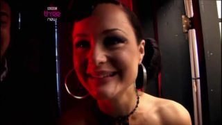 Estate Agents nude catwalk challenge