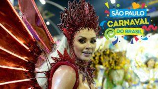 The Sexiest Samba Dancer From Brazilian Carnival
