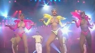 Ballet Dolly Dollies – Espectacular (Hot Sexy Dance Show)